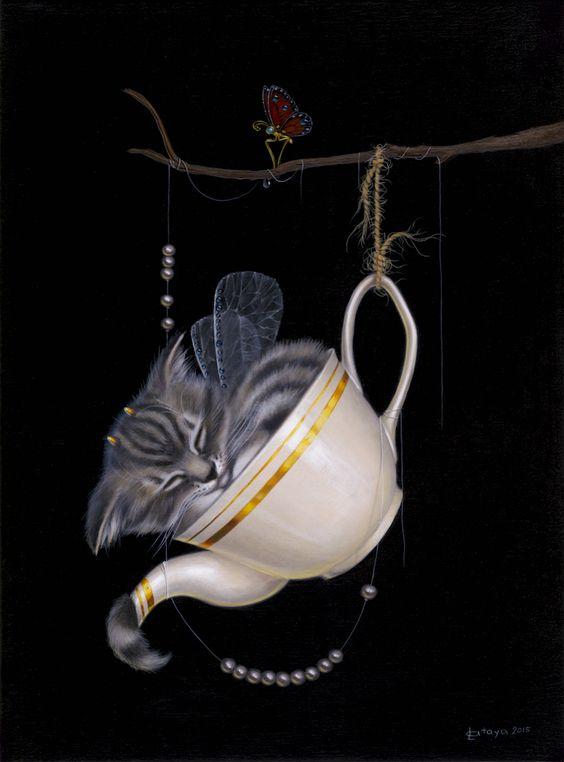 * Leila Ataya - - - The Pot of Earl Grey