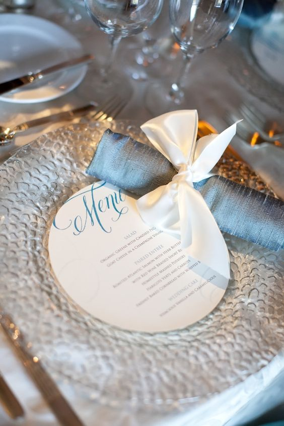 luxe place setting details | Tracy Timmester
