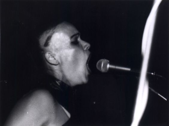 Skrol at 007 Club, Prague, Czechia, 1997