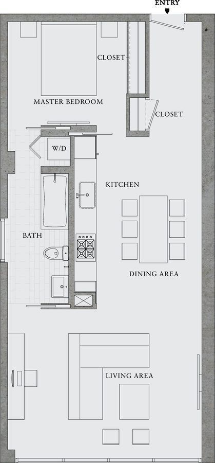 Stanley saitowitz plans google s k floorplans for Studio apartment floor plans pdf