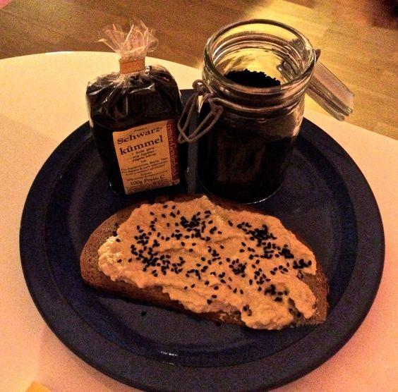 Schwarzkümmelsamen für Kekse, Brote, Tee, Kaffee, Gewürzmischungen