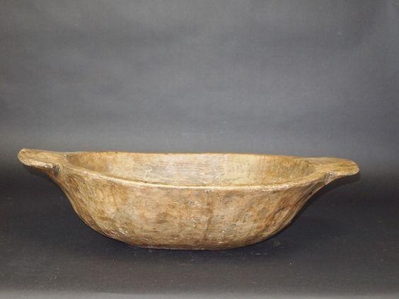 European Dough Bowl $290 L: 70cm W: 48cm http://rustonline.com.au/products/european-dough-bowl