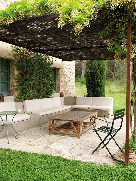 Un porche renovado · ElMueble.com · Casa sana