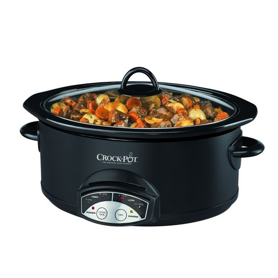 Crock-Pot® Smart-Pot™ 5-Quart/4.7 L Slow Cooker