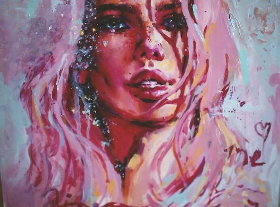 Renosaurio Art #acrylicpainting