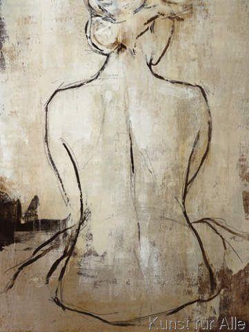 Über Träume beginnt man erst nachzudenken, wenn sie von der Sehnsucht geweckt werden....Buy on www.kunst-fuer-alle.de