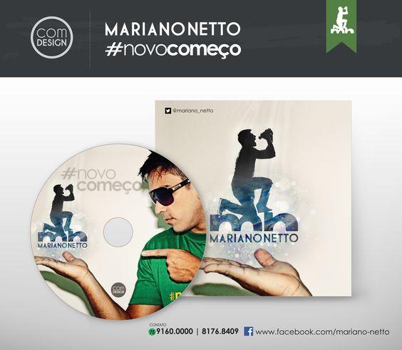 #comdesign, #novocomeço, #marianonetto