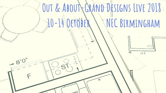 Out About At Grand Designs Live 2018 Grand Designs Live Grand