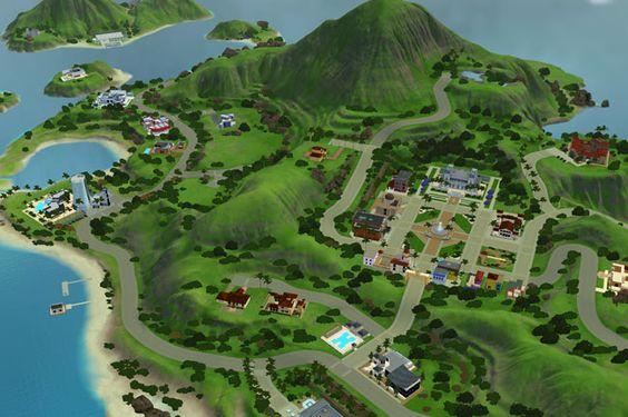 Blacky´s Sims Zoo