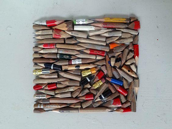 pencil collection: Pencil Nub, Artsy Inspiration, Art Ideas, Pencil Collections, Collections Bisybackson, Craft Ideas, Design Blog, Crafty Ideas