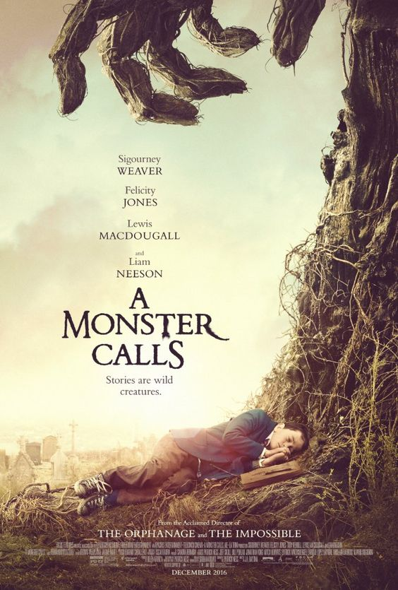 A Monster Calls HDRip