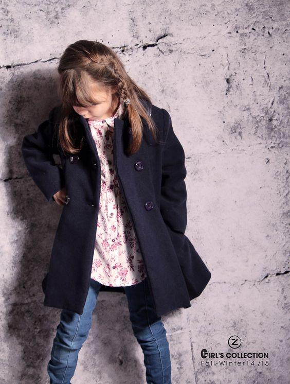 Girls Lookbook | New Collection FW 14-15 by ZEN