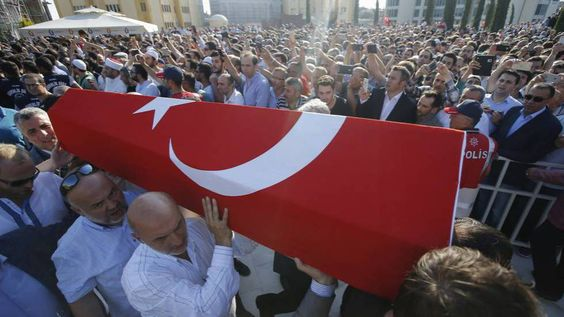 A rua é de Erdogan   Internacional   EL PAÍS Brasil