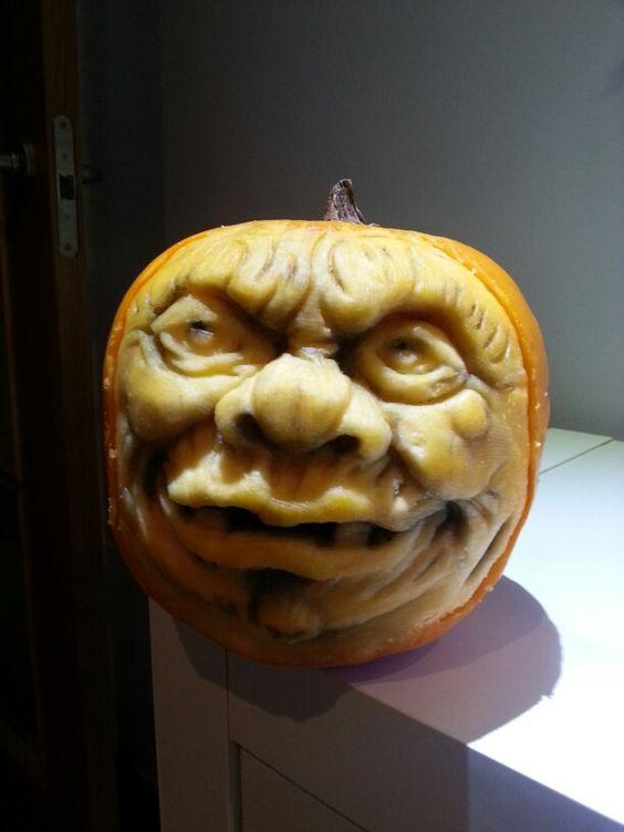 Tarde de curro....se acerca halloween