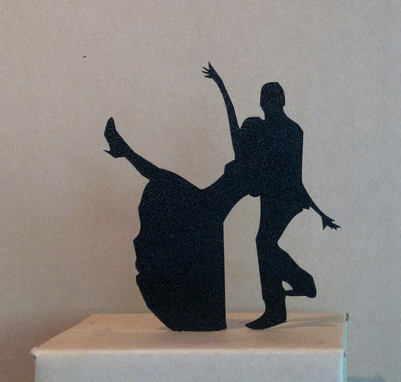 Stephy and Jeffy to the max!    Wedding Cake Topper  Drunk Bride by Plasticsmith on Etsy, $20.00