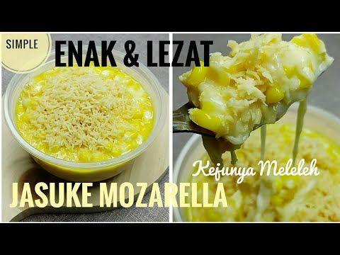 Resep Simple Membuat Jasuke Mozarella Enak Lezat Makanan Yang Meleleh Di Mulut Youtube Ide Makanan Makanan Resep