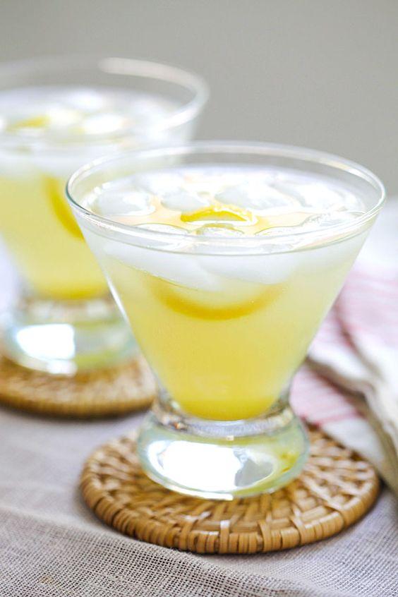 Lemon Drops on the Rocks | Recipe | Lemon Drops, The Rock and Lemon