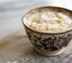Creamed Rice Pudding Recipe by Western Chefs | ifood.tv