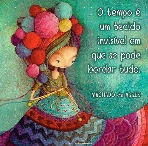 #Tempo#MachadodeAssis: