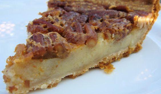 Homemade buttermilk pecan pie from Pearson Farm - $25