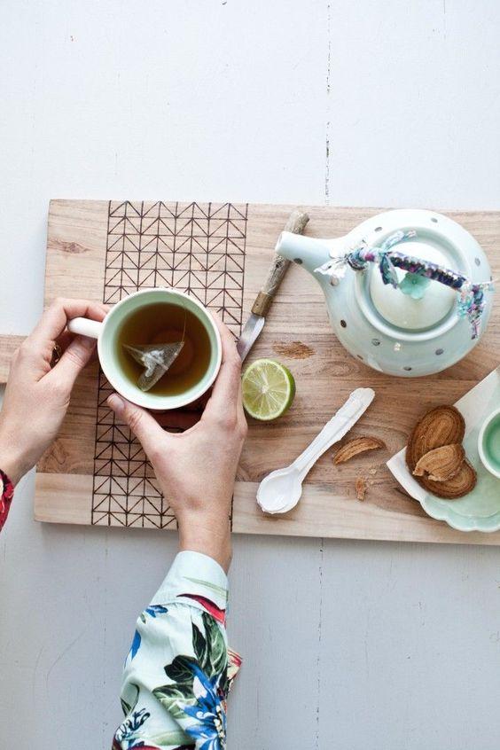 Egy jó csésze tea