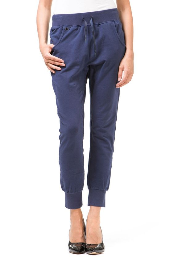 This one is cool Ladies Stretch Fleece Sweatpants!