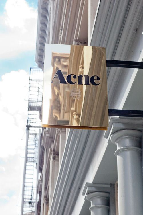 Tales in Retail: Acne's New York Flagship