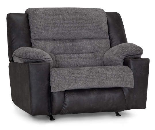 Stratolounger Taylor Chair And A Half Rocker Recliner Big Lots In 2020 Chair And A Half Rocker Recliners Recliner