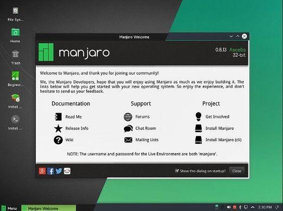 Inilah Distro Linux Terbaik Menurut #NgobroLinux (6)  Manjaro Linux Kendati hadir dengan basis Arch Linux yang ditujukan untuk pengguna yang lebih berpengalaman namun distro Manjaro Linux ini memiliki tampilan yang sangat informatif sehingga mudah digunakan.  Sebagai distro berbasis Arch Manjaro juga hadir dengan sejumlah fitur yang sama seperti Arch yakni menghadirkan sistem yang menawarkan kecepatan kekuatan dan efisiensi.  Manjaro Linux juga hadir dengan sejumlah lingkungan desktop yang…