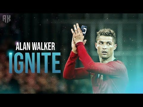 Cristiano Ronaldo Ignite Ft Alan Walker K 391 Youtube In 2021 Ronaldo Jersey Alan Walker Cristiano Ronaldo