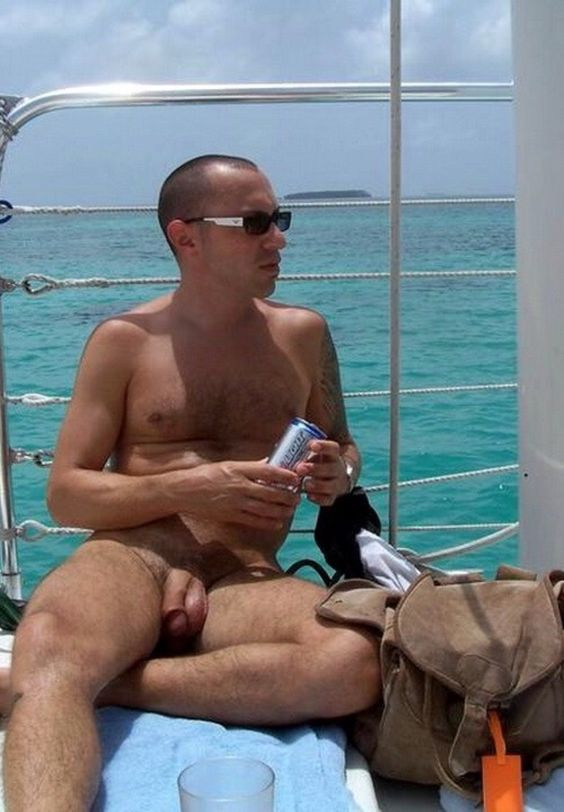 Hot. dick Nude sailing charters wish was