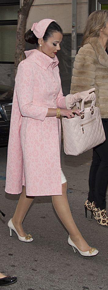 estilo vintage Maria Jose Ortiz alta costura