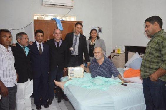 BLOG DO JOSÉ BONIFÁCIO: Morre José de Freitas Neto (Zé Paraíba), ex-prefei...