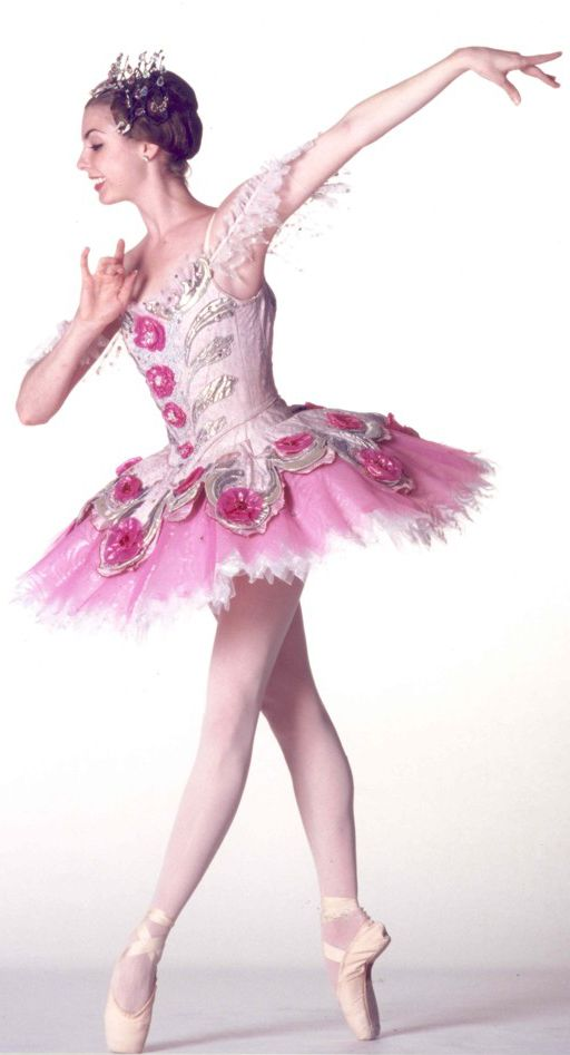 Sugar Plum Fairy tutu ♥ www.thewonderfulworldofdance.com #ballet #dance