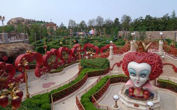 First Look at Disney in Shanghai, China