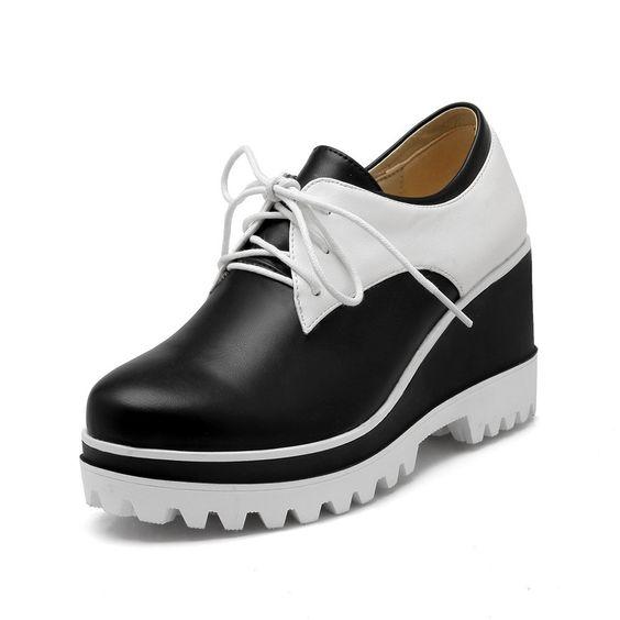 Stunning Casual Platform Shoes