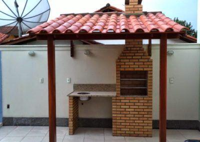 casa telhado colonial