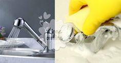 Não Perca!l Saiba que limpar cromados sem esforço e sem gastar grana é possível! - # #papelalumínio #torneiras