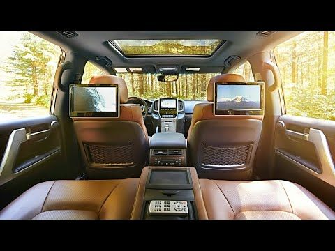 2020 Toyota Land Cruiser Executive Lounge And Trd Haters Take It Personal Youtube Toyota Land Cruiser Land Cruiser Toyota Land Cruiser Prado