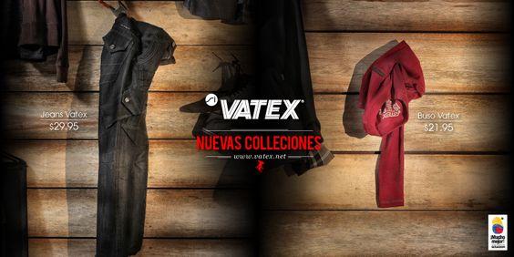 Nueva colección en Vatex. Prepárate para esta nueva temporada.
