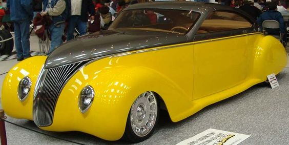 37 Lincoln Zephyr