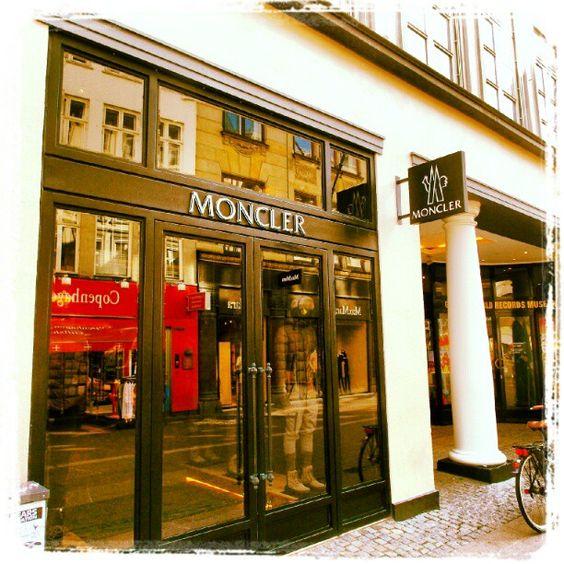 Moncler Köpenhamn Öppettider