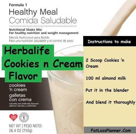 Top Herbalife Shake Flavors Lists Worth Trying Herbalife Shake Recipes Herbalife Shake Flavors Herbalife Shake