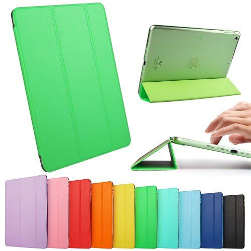 ESR Yippee Color Series Trifold Case Smart Cover for iPad Air iPad 5 (Spring Green) ESR http://www.amazon.com/dp/B00JZFT390/ref=cm_sw_r_pi_dp_wG5Itb1DNZQ7GN80