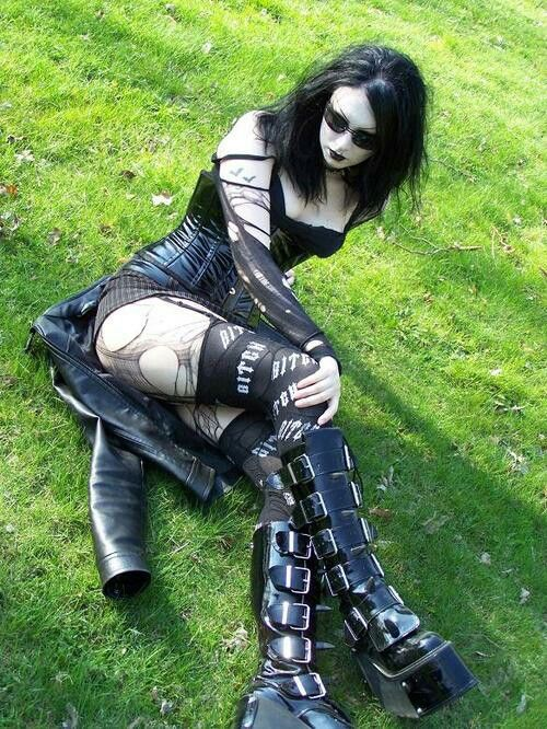 Goth, Cyber Goth, Cyber Punk, post apocalyptic and Fantasy are among the most…