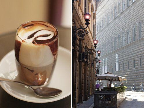 Tiramisu al Caffe Marocchino - this sounds so good