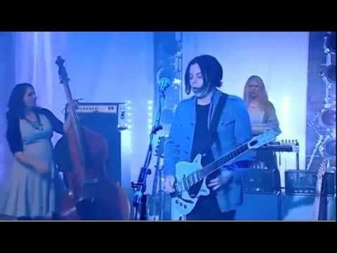 Jack White on German late-night show