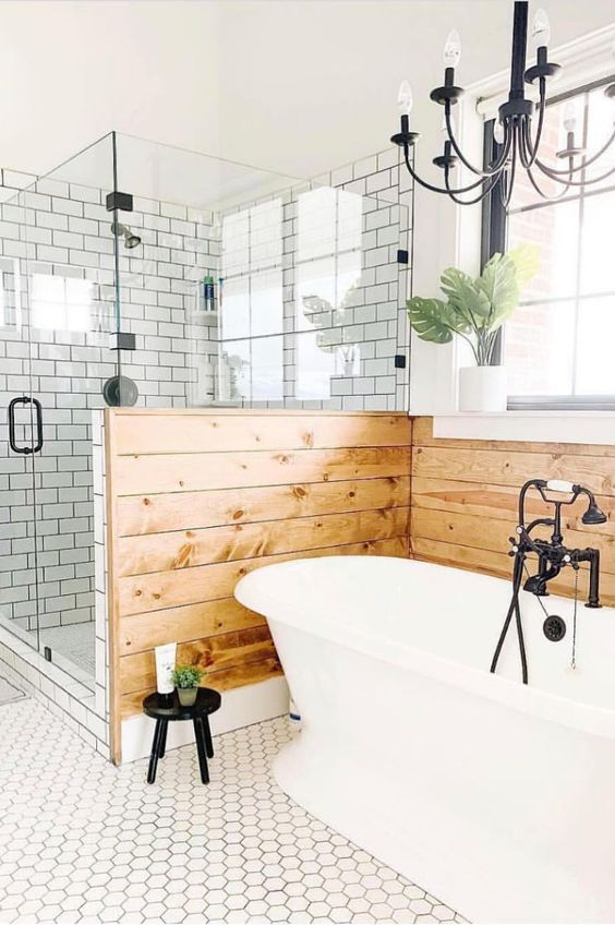 35 Simple And Beautiful Small Bathroom Ideas 2019 - Page 9 of 37 - My Blog