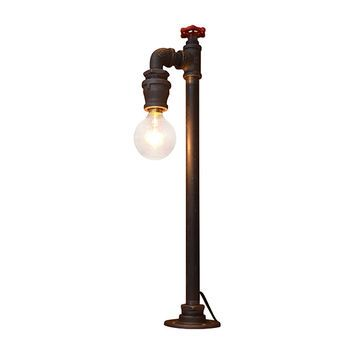 Industrial Style - Free Standing Light