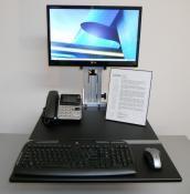 Kangaroo Proj Jr - Adjustable height desk